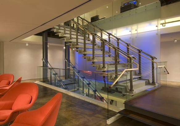 Walter P. Moore Staircase 2