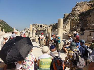 Türkei Reiseleiter Ahmet Kolsal, Biblische Reise