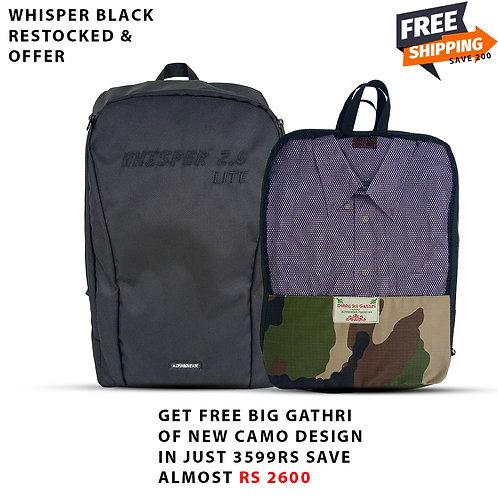 Whisper 2.0 Lite Bag