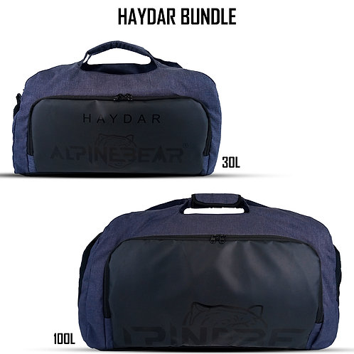 Haydar Bag Bundle | Free Ship