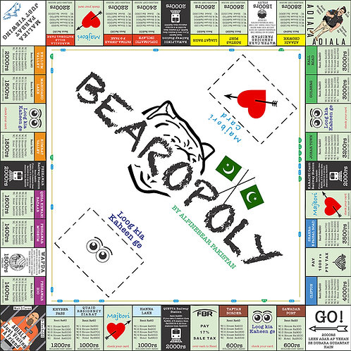 Bearopoly Game
