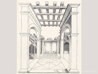 Mimarlık ve İç Mimarlık Bölümü öğrencilerine yönelik Perspektif iç ve dış mekan çizim kursu