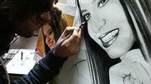 Karakalem Portre Çizim Atölyesi