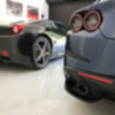 Which would you choose__Ferrari Lusso GT