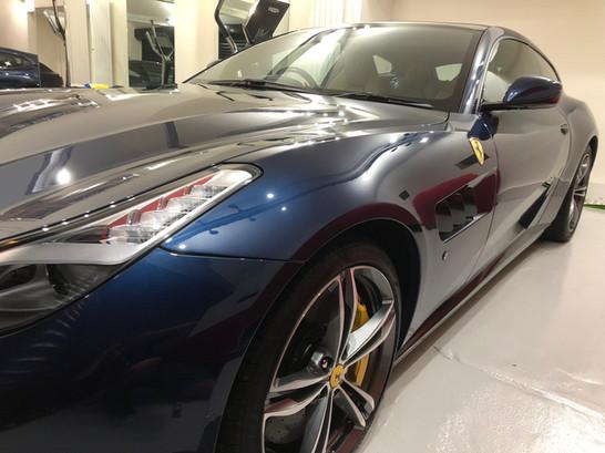 Ferrari Lusso GTC4