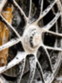 Porsche 911 Turbo S maintenance detail.j