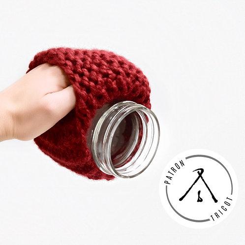 Manchon KANGURU - Patron tricot