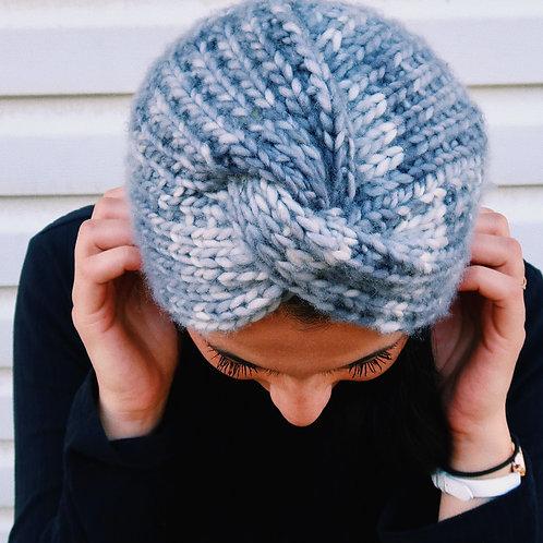 BANBAN hat - Knitting pattern ENGLISH