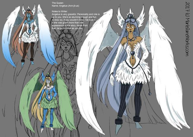 Queen Angelus