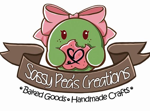 Sassy Pea's Logo