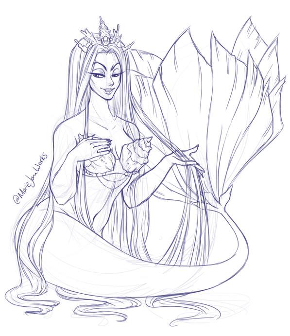 Victoria Mermaid skettch.jpg