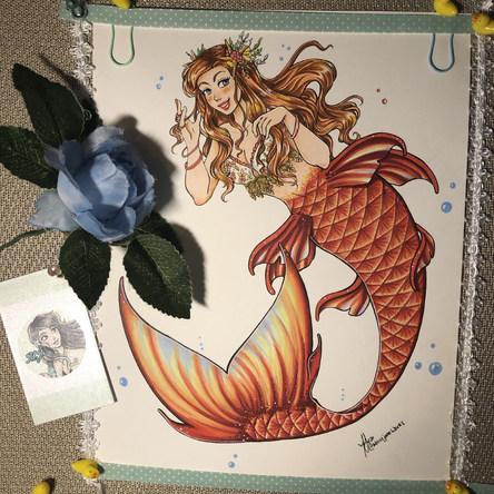 Mermaid Faelyn