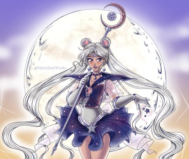 5. Moon