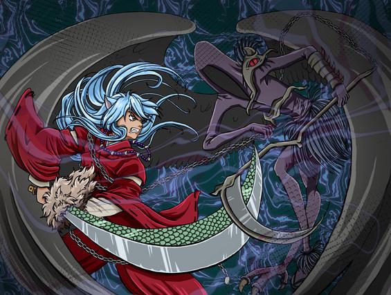 Inuyasha and Mirai