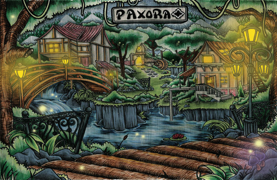Paxora Forest