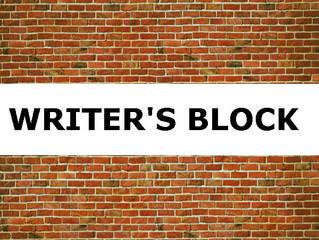 Help, writer's block!