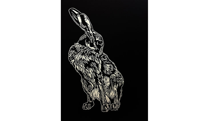 Not a hare left in place