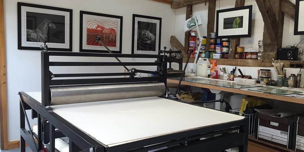 Surrey Artists Open Studios