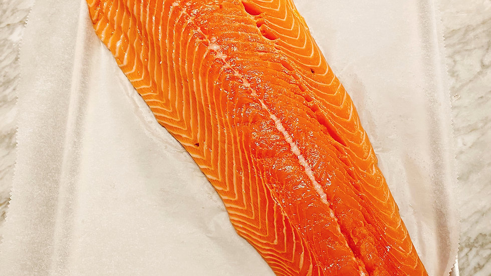 Wester Ross Salmon Sides