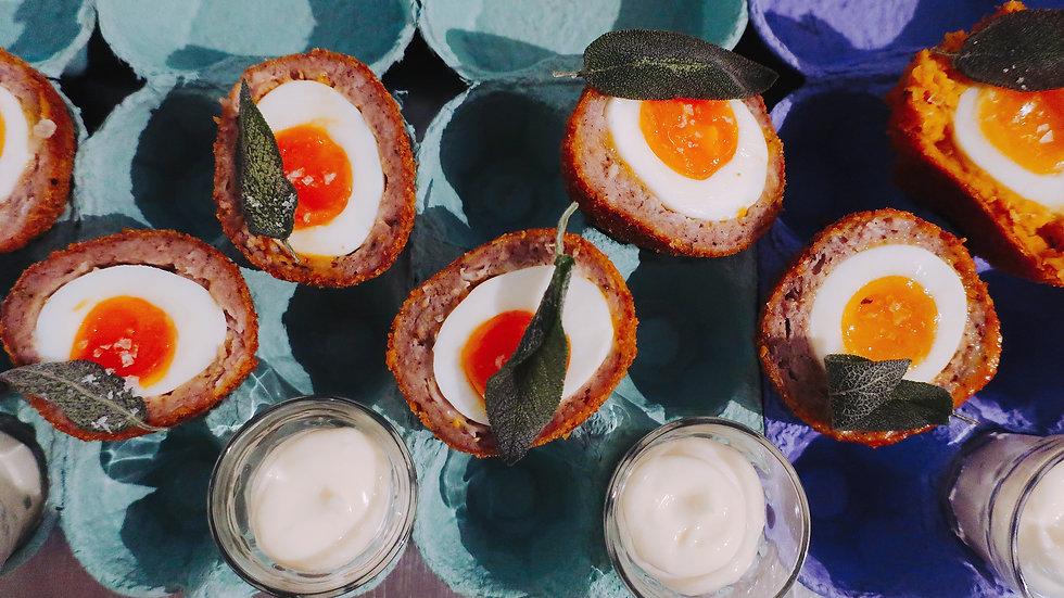 Yokel Farm Free Range Eggs (12)
