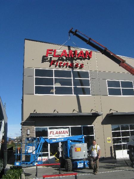 Flaman Fitness - Langley