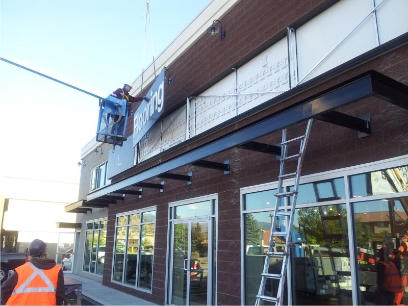 Flooring Canada storefront