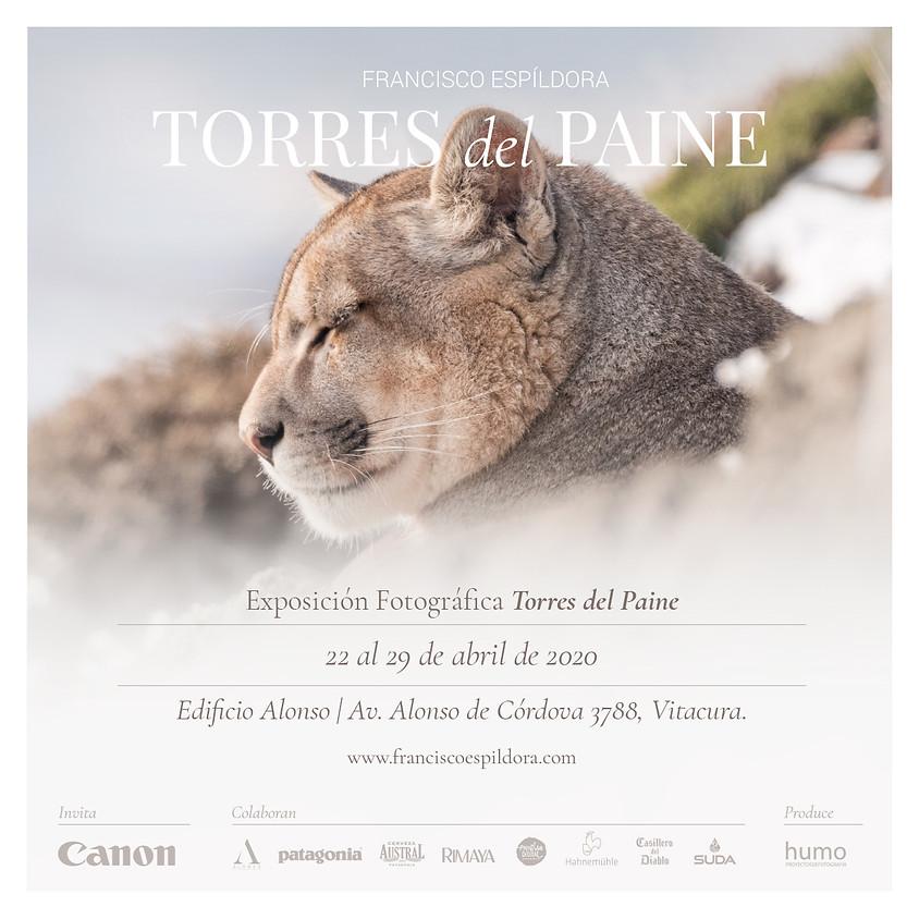 Exposición fotográfica Torres del Paine