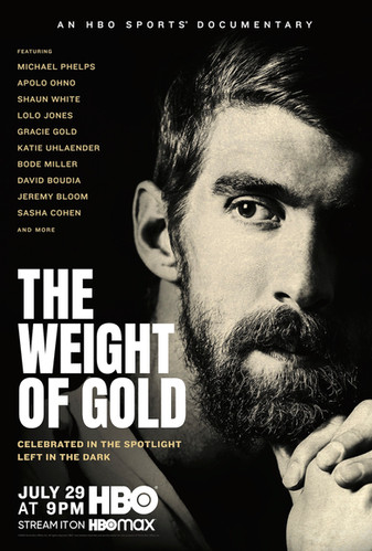 THE WEIGHT OF GOLD | NEW