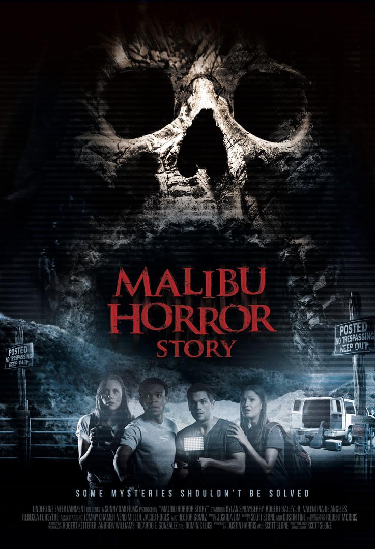 MALIBU HORROR STORY | NEW