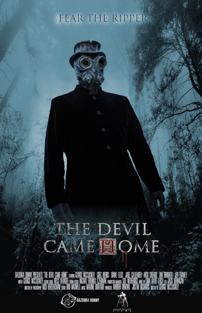 THE DEVIL CAME HOME | NEW