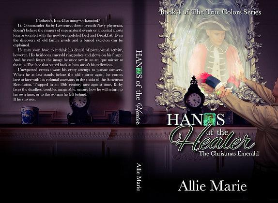 Hands of the Healer Print