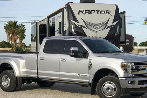 """""""Package Deal"""" or separate 2018 Keystone Raptor and 2018 Ford F-350"""