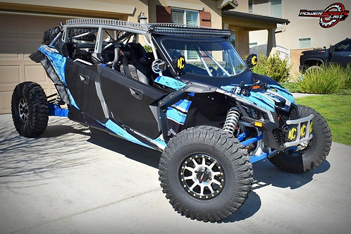 2020 Can Am X3 XRS RR 1000 Turbo Fusion Off Road Custom Build