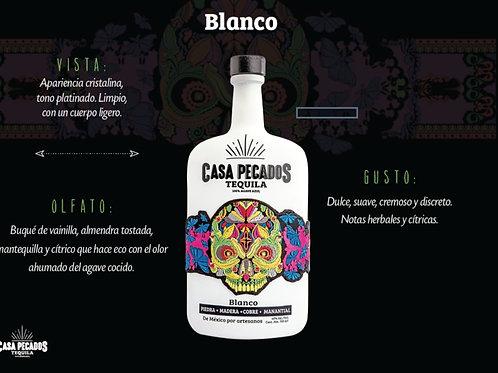 Tequila Casa Pecados Blanco 750ml
