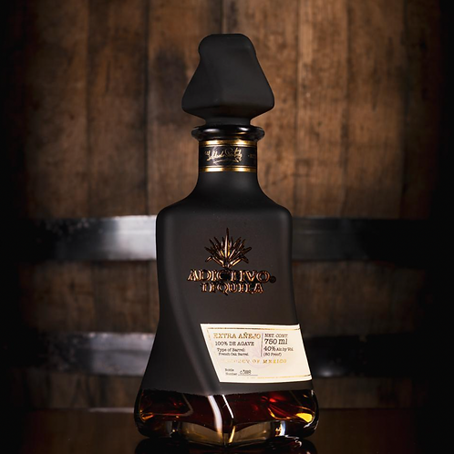 Tequila Adictivo Black de 750 ml