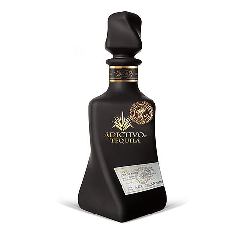 Tequila Adictivo BlackEdition 750ml