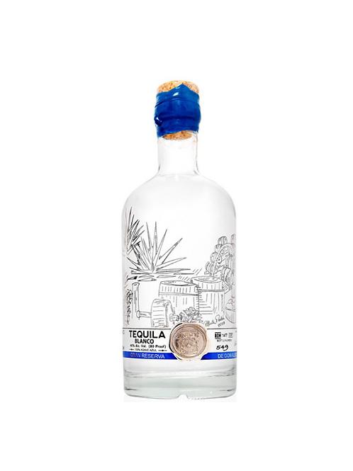 Tequila Gran Reserva de Don Alberto Blanco 750ml