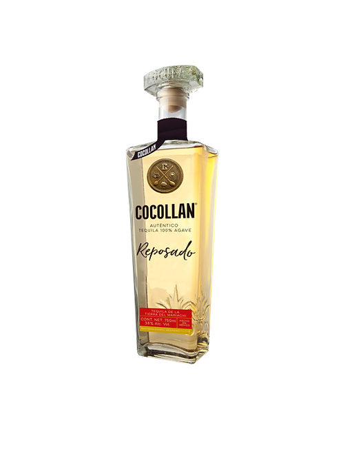 Tequila Cocollan Reposado 750ml
