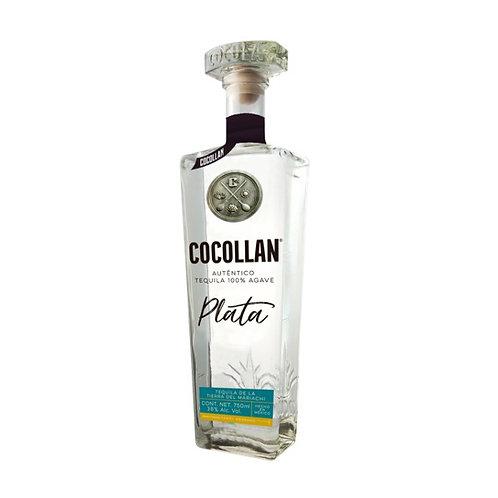 Tequila Cocollan Blanco 750ml
