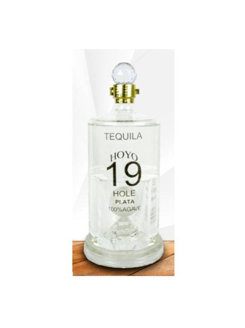 Tequila Hoyo 19 Plata 750ml