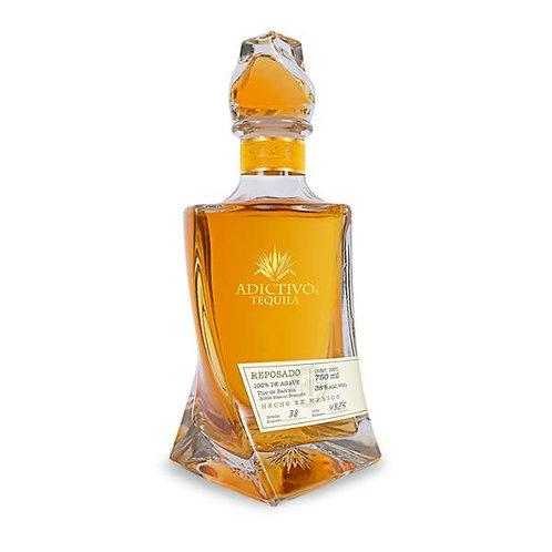 Tequila Adictivo Reposado de 750ml