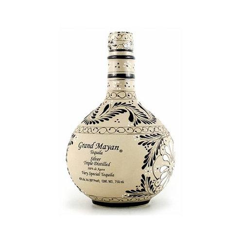 Tequila Grand Mayan Blanco de 750ml