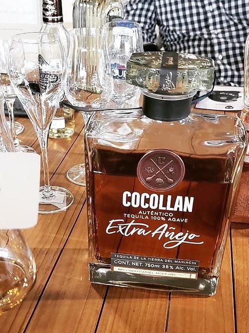 Tequila Cocollan Extra Añejo 750ml