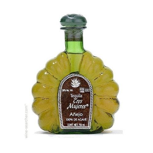 Tequila Tres Mujeres Añejo 750ml