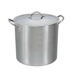 Stainless Steel Brew Kettle 40L capacity