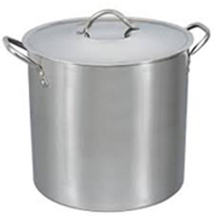 Stainless Steel Brew Kettle 90L capacity