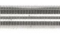 """Stainless Steel Nipple 1/2""""thread - 60mm"""