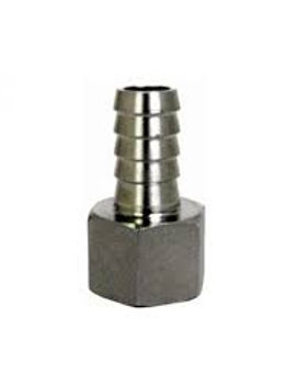 "Barb 8mm with 1/2"" NPT/BSP thread-Female"