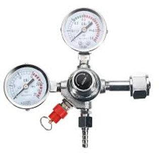 Single output CO2 regulator
