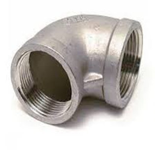 """Stainless Steel Elbow 1/2"""""""